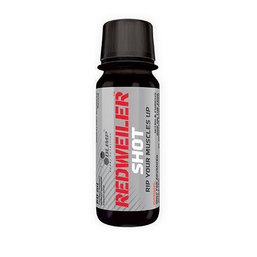 OLIMP REDWEILER SHOT 60ml orange juice