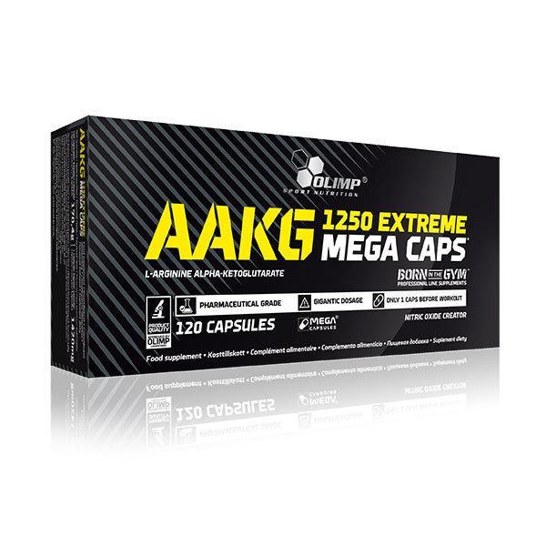 Olimp AAKG 1250 Extreme Mega Caps 120kaps