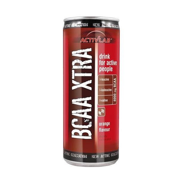 BCAA Xtra Drink pomarańcz 250ml ActivLab