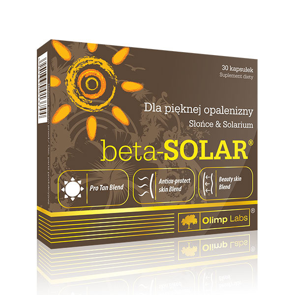 Beta Solar 30 kaps Olimp