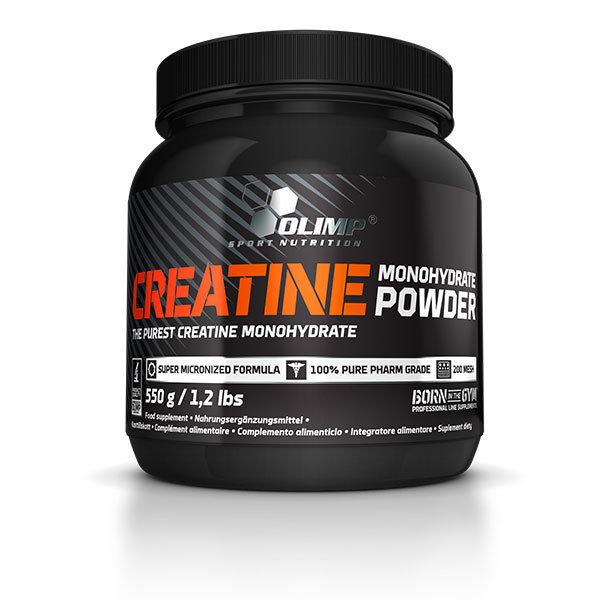 Creatine Monohydrate Powder 550g Olimp