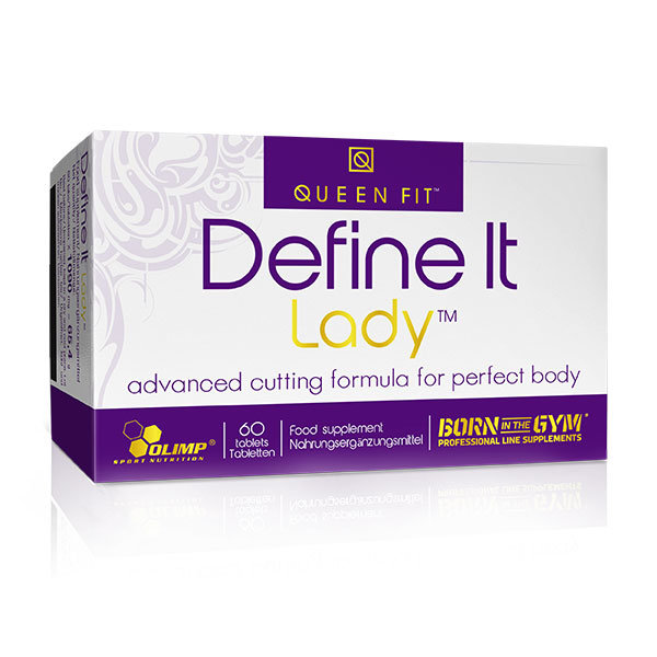 Define It Lady 60 tabl Olimp
