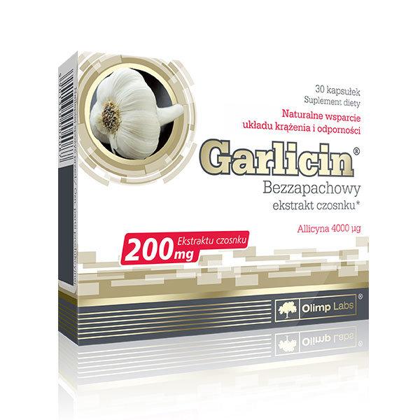 GARLICIN 30 kaps Olimp