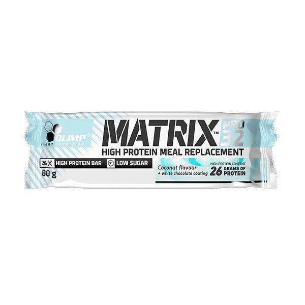 Matrix Pro 32 baton kokosowy 80g Olimp