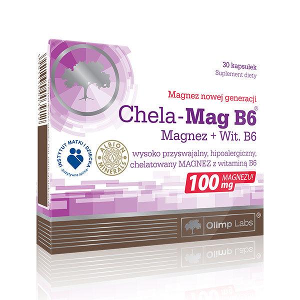 Chela-Mag B6 30kaps Olimp