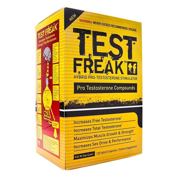 Test Freak 120 kaps Pharma