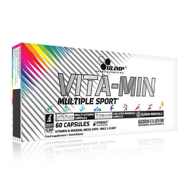 Olimp Vita-Min Multiple Sport Mega Caps 60 kaps