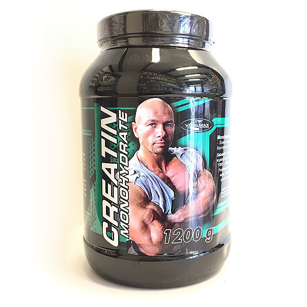 Creatine Monohydrate 1200g Vitalmax