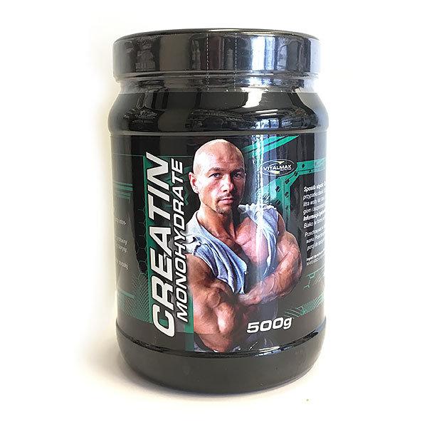 Creatine Monohydrate 500g Vitalmax