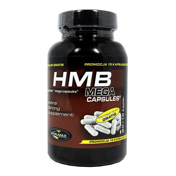 HMB Mega Caps 120 kaps + 30 kaps Vitalmax
