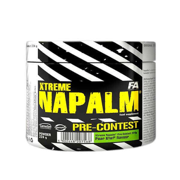 FA Xtreme Napalm Pre Contest 224g