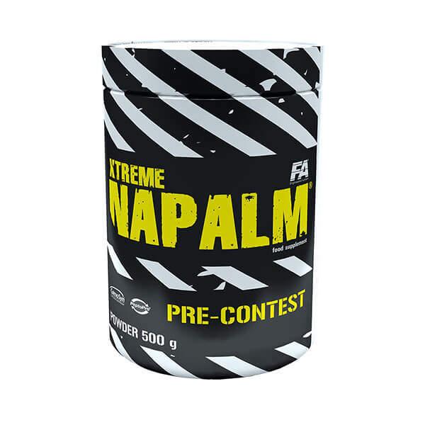 FA Xtreme Napalm Pre Contest 500g