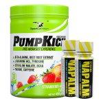 Sport Definition Pump Kick 450g + 2x Napalm igniter shot gratis
